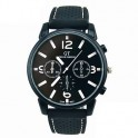 GT Vogue Sport Mens Watch Stainless Steel Analog Quartz Military