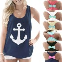 Fashion Women Casual Tank Top
