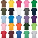 New T-Shirts All Colors 100% Cotton